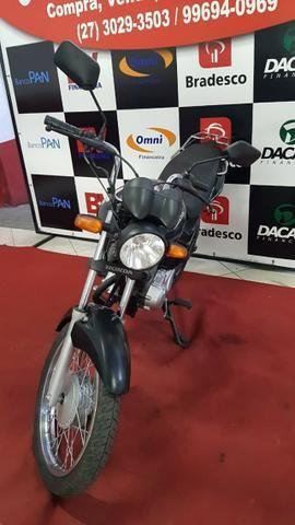 Honda Cg fan 150 esi 2011 em ate 36x sem entrada