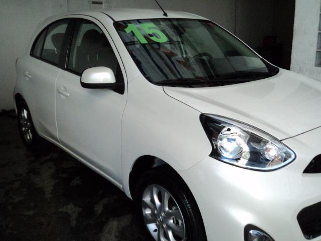 Nissan March SV 1.6 2015