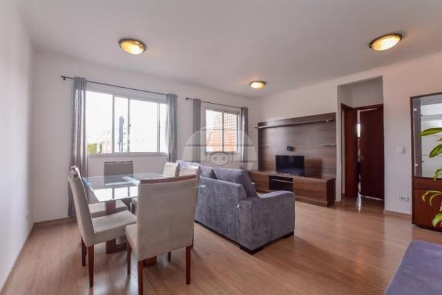 Apartamento à venda com 2 dormitórios em Vista alegre, Curitiba cod:148092