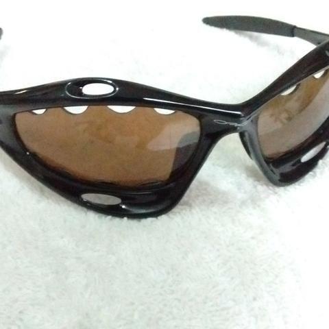 2a02a4ab1a602 Óculos Oakley Racing Water Jacket - Bijouterias