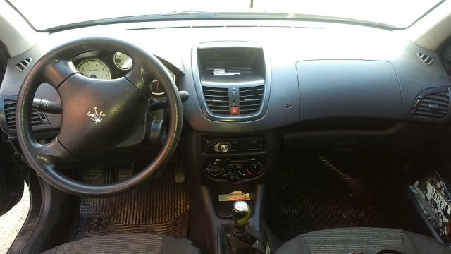 peugeot 207 passion completo - 2010
