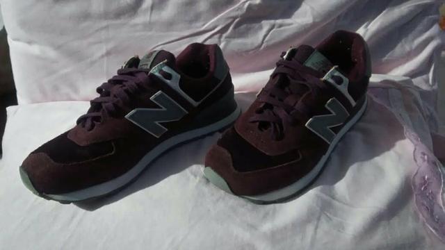 680ebab208f Tênis New Balance 574 Refletivo - Roupas e calçados - Samambaia Sul ...