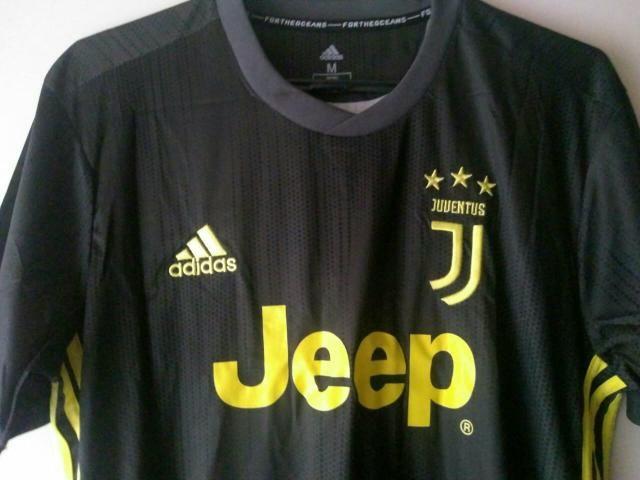 969ff75e7 Camisa Juventus (terceira) 18 19 - Cristiano Ronaldo - Esportes e ...