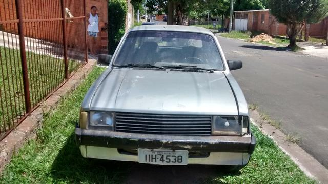 Gm - Chevrolet Marajo