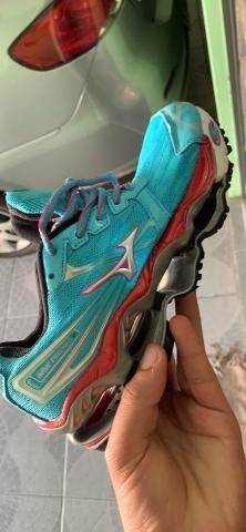 c9a83d94e24 Tenis mizuno unissex - Roupas e calçados - Res União