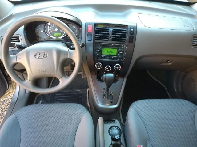 Hyundai Tucson Gl Automática Prata - Foto 17