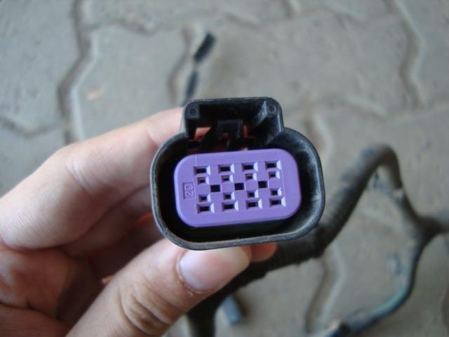 876123739 Chicote sensor de estacionamento Gm Cobalt LTZ 2012 - Peças e ...