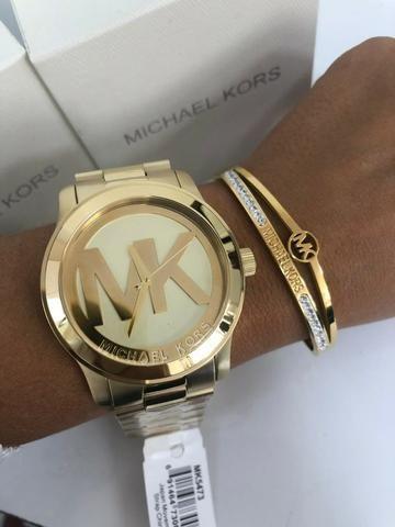 0dfa394c7d38d Relógios Importados na Promoção  Michael Kors Feminino - Bijouterias ...
