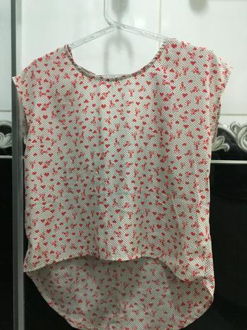 57339d3b75 Blusa com decote nas costas, tamanho - Roupas e calçados - Bela ...