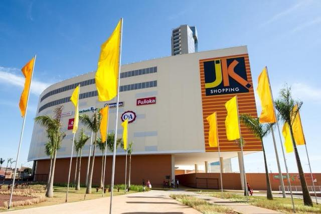 Conjuntos de Salas Corporativas no Jk Shopping & Tower, com 265,53m2