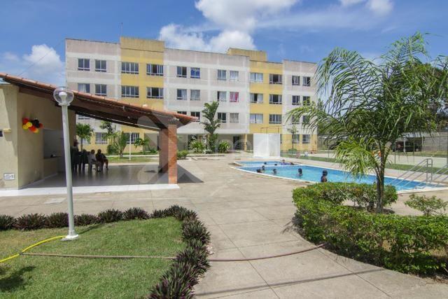 Apartamento em Parnamirim - Parque das Marias 2 quartos sendo 1 suíte - Foto 14