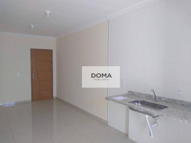 Apartamento com 2 dormitórios à venda, 60 m² por r$ 210.000 - jardim boer i - americana/sp - Foto 7