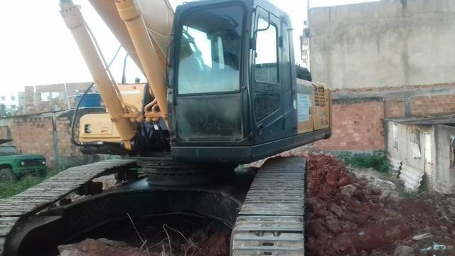 Escavadeira hidráulica 36ton