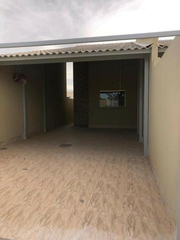 Casa com fino acabamento garagem coberta até 100% financiada pelo Minha Casa Minha Vida - Foto 6
