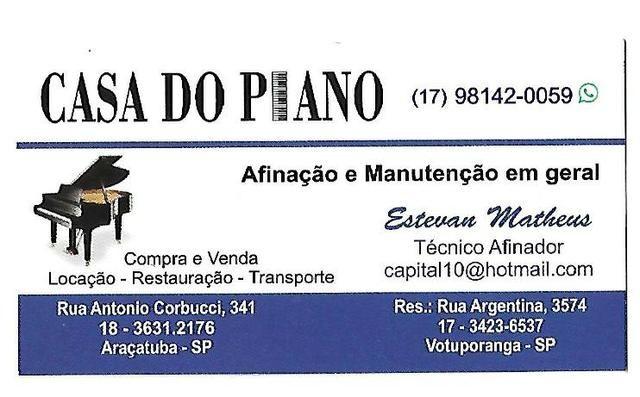 Piano Yamaha - Foto 2
