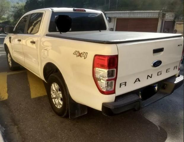Ranger 2.2 Xls Cab. Dupla 4x4 Diesel - Único DONO - (Raridade) - 2015 - Foto 6