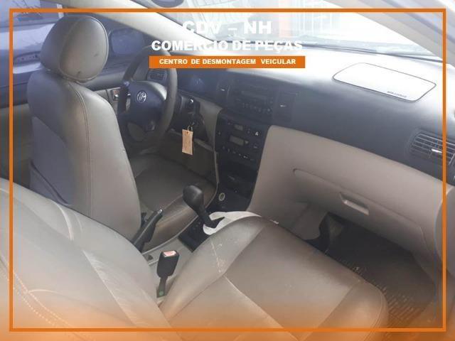 Sucata Toyota Corolla 2004/05 1.8 136cv Gasolina - Foto 3