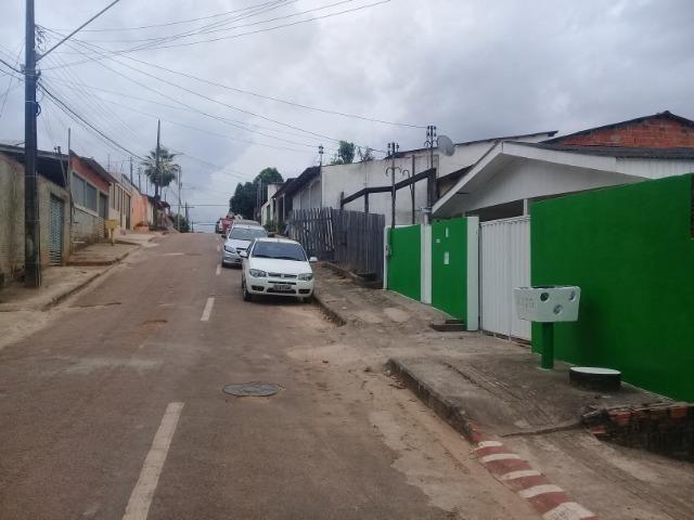 Conjunto nova esperança na rua da fundação bradesco