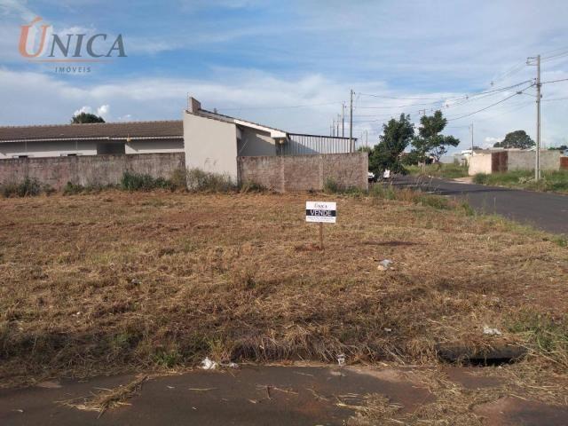 Terreno à venda, 200 m² por R$ 60.000 - Jardim Santos Dumont - Paranavaí/Paraná