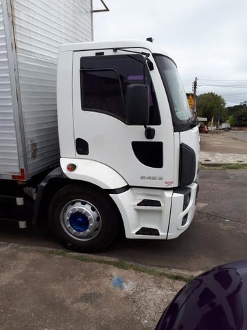 Vendo ford cargo 2423 - Foto 6