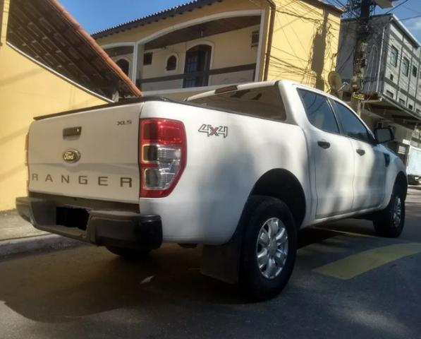 Ranger 2.2 Xls Cab. Dupla 4x4 Diesel - Único DONO - (Raridade) - 2015 - Foto 2