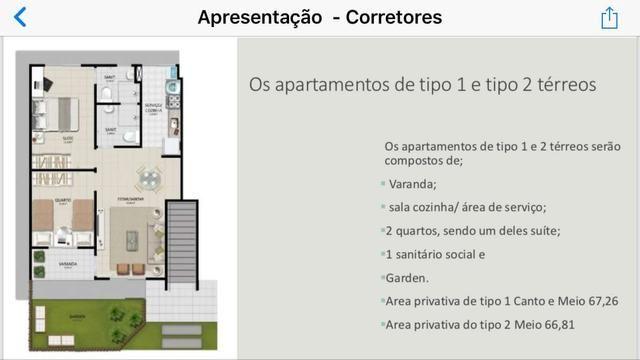 Seu imóvel com 2 quartos sendo 1 suíte em Caruaru e financiamento Caixa - Foto 6
