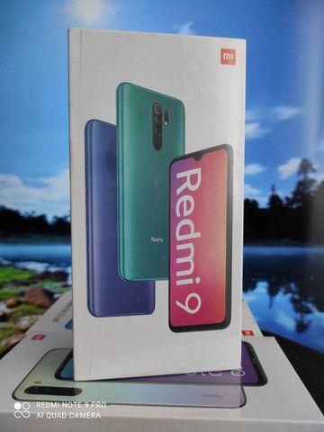 Natal Xiaomi! Redmi 9 ... NOVO LACRADO COM GARANTIA e entrega hj