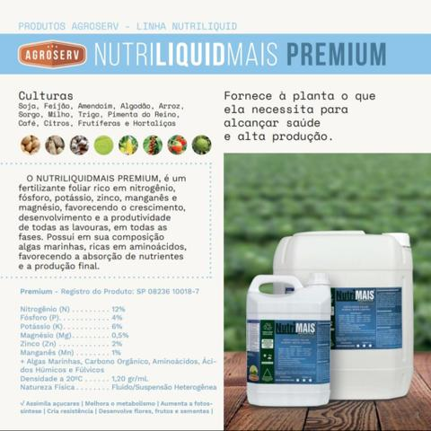 Adubo líquido + matéria orgânica - Foto 4