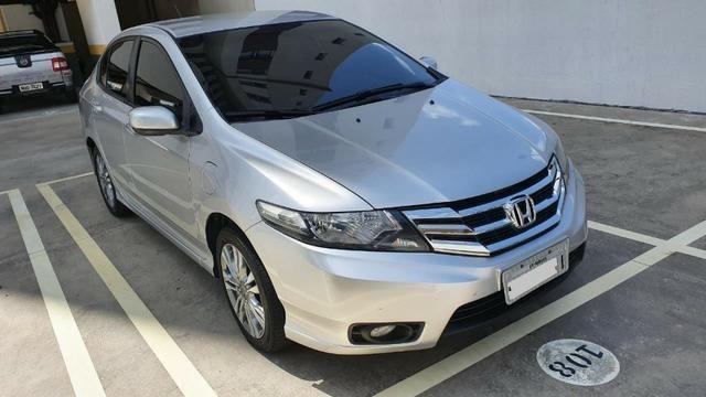 Honda City 2014 Automático - Foto 9