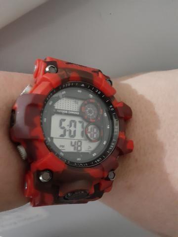 Relógio digital - Foto 4
