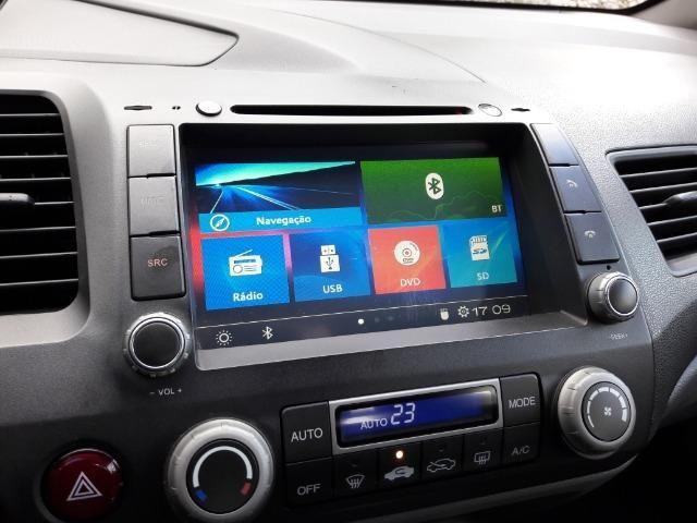 Honda New Civic EXS Automático -Top de Linha - Ano 2009! - Foto 5