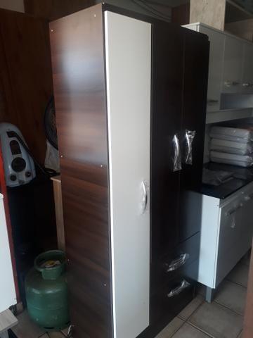Guarda-roupa 3 portas Novo entrega grátis - Foto 3