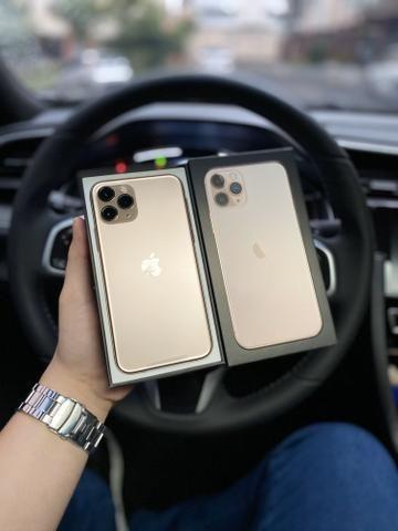 IPhone 11 Pro 64GB - Gold Lacrado Anatel - Foto 2