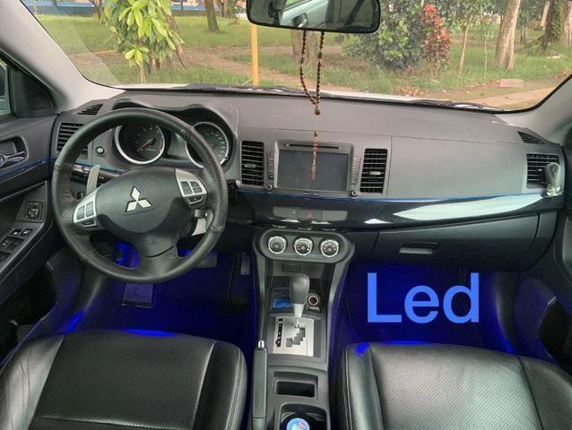 Lancer Mitsubishi 2014 + Difusor Esportivo - Foto 3
