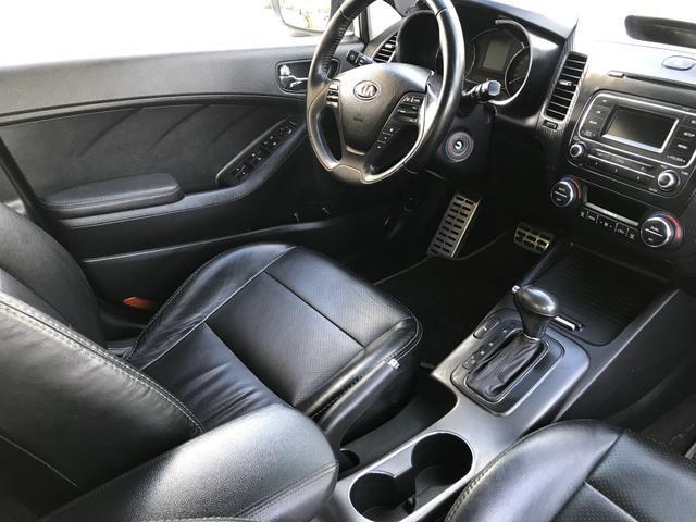 Kia Cerato 1.6 flex automático IPVA 2020 pago! - Foto 4