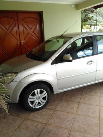 Ford Fiesta Sedan -2006 - otimo - Foto 2