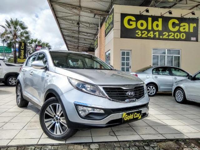 Kia Motors Sportage LX Awd 2.0 2014 - ( Padrao Gold Car )