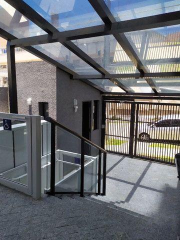 Apartamento 1 dormitório - 1 vaga - Edifício Columbia - São Francisco/Mercês - Foto 2