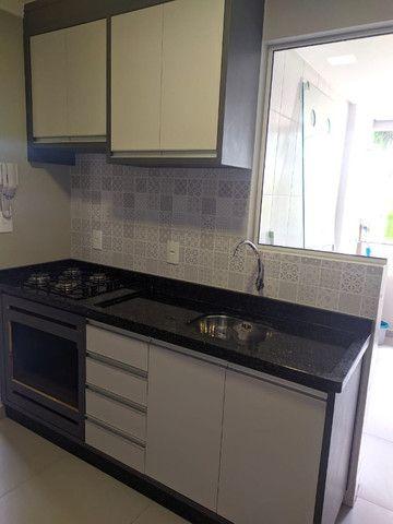Apartamento totalmente reformado 70m², 2 Quartos, sacada com churrasqueira - São Luis - Foto 8