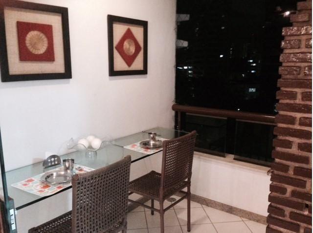 Apartamento com 3 dormitórios para alugar, 188 m² por R$ 5.250,00/mês - Pituba Ville - Sal - Foto 3