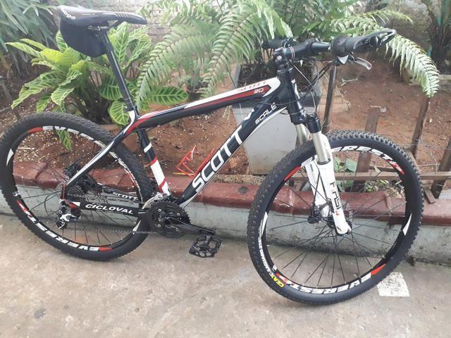 Bicicleta scott aro 27.5