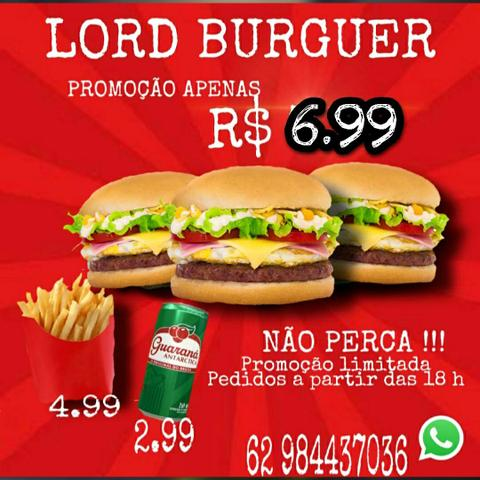 Lord Burguer