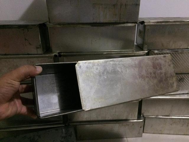 Assadeiras de pão de forma em inox - Foto 5
