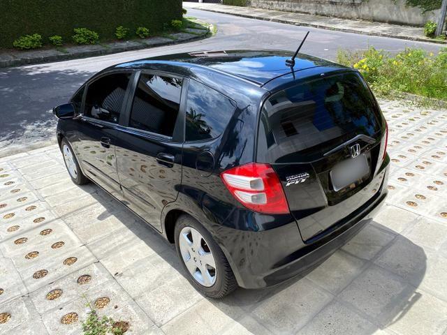 Honda FIT LXL 1.4 automático flex ano 2011/12 - Foto 5