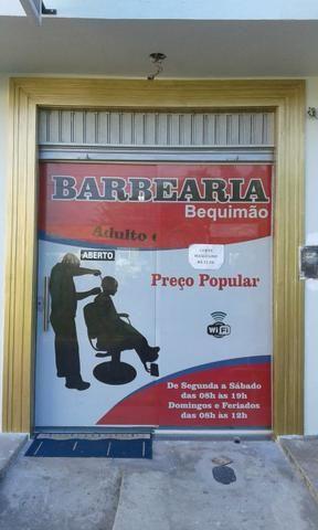 Estamos contratando barbeiro profissional