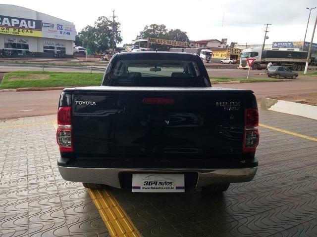 Toyota Hilux CD 3.0 SRV 4x4 Diesel - 2012/2013 - R$ 95.000,00 - Foto 4