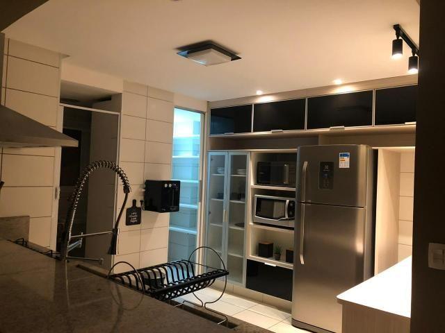 Apartamento Mobiliado 3/4 (Pacote com condomínio e IPTU inclusos) - Foto 4