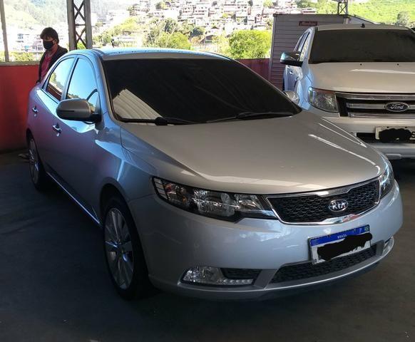 Kia cerato 2012 Top de Linha AC troca