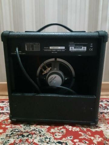 Guitarra e caixa amplificador - Foto 5