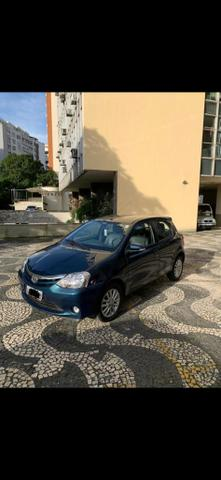 Toyota Etios 1.5 XLS 2016 Único dono